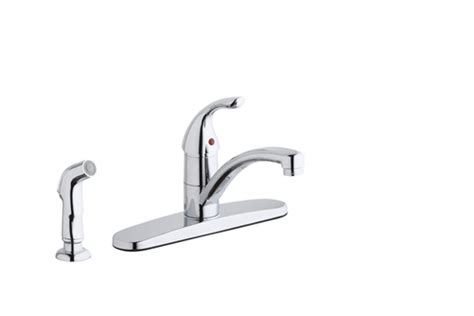 elkay kitchen faucet parts elkay lk1001cr single lever kitchen faucet