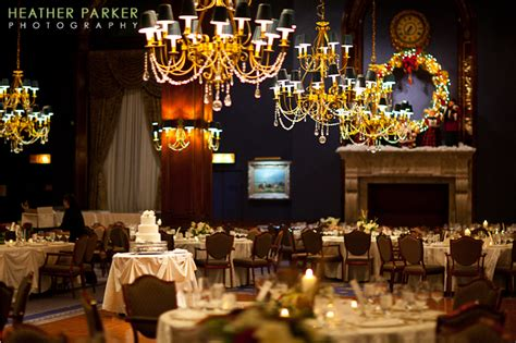 chicago union league club wedding merry christmas