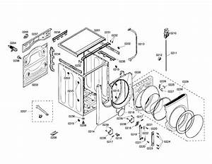 Bosch Nexxt 500 Series Dryer Wiring Diagram