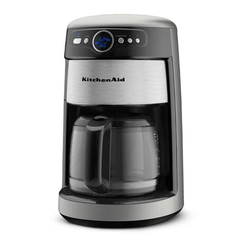 kitchenaid  cup glass carafe coffee maker appliances