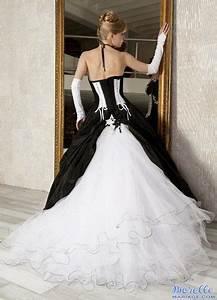 Robe De Mariée Noire : pour choisir une robe robe de mariee noire occasion ~ Dallasstarsshop.com Idées de Décoration