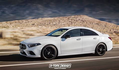 2020 Mercedesbenz Cla Is Expected To Featured With Both