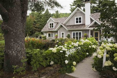 front yard cottage garden ideas bungalow landscaping small