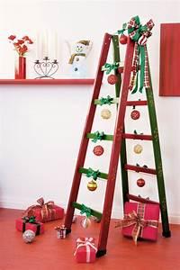 Echelle Decorative Casa : as 60 rvores de natal mais criativas encontradas na ~ Teatrodelosmanantiales.com Idées de Décoration