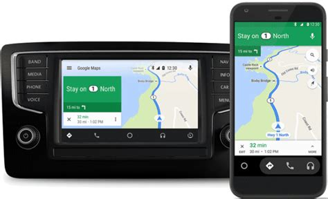 android auto da oggi si potrà usare su tutte le auto tramite app androidworld