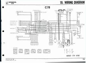 Hf 8016  Honda Ct70 Clymer Electrical Wiring Diagram