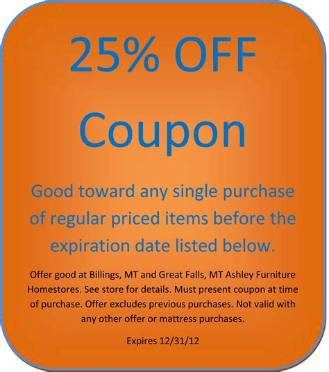 73316 Last King Clothing Discount Code by Home And Furniture 25 Printable Coupon Print