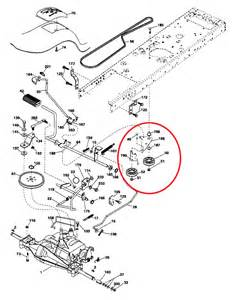 craftsman lawn mower drive belt diagram duashadi com