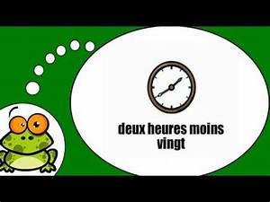 Ich Möchte Französisch : ich lerne franz sisch die zeit in franz sisch youtube ~ Eleganceandgraceweddings.com Haus und Dekorationen
