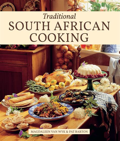 Traditional South African Cookbook by Van Wyk, Magdaleen ...