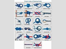 Course of Knots and nautical ropes Thursday May 3, 17 to