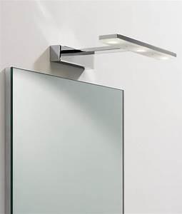 led bathroom mirror light with adjustable head With salle de bain eclairage led