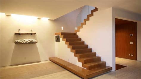 Home Stair : Simple Stairs Design At Home-youtube