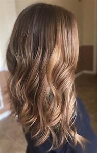 Balayage Miel Sur Cheveux Chatain Clair : le cinnamon swirls hair la derni re coloration ultra tendance les claireuses ~ Dode.kayakingforconservation.com Idées de Décoration