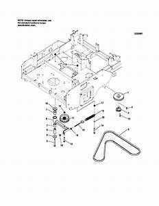 Snapper Zero Turn Mower Belt Diagram