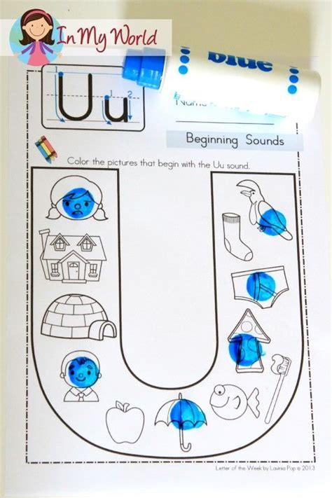 preschool letter    world preschool letters