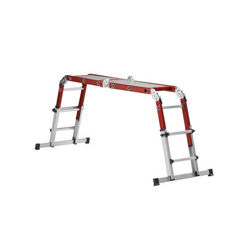 vouwladder 4x3 altrex vouwladder varitrex do it all 4x3 treden ladders