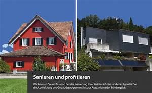 Lohnt Sich Photovoltaik Für Einfamilienhaus : geb udeh lle fassade bedachungen franz rossi ag ~ Frokenaadalensverden.com Haus und Dekorationen