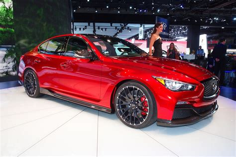 Infiniti Details New Q50 Eau Rouge Concept, Says If
