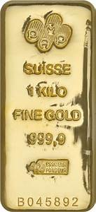 Buy 1kg 9999 Gold Bars At Wholesale Prices Globally