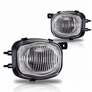 00-02 Mitsubishi Eclipse Oem Fog Lights