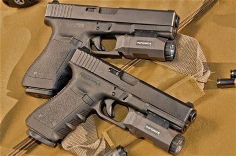 best pistol light best pistol light on the market inforce apl guns and