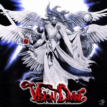 Divine Vision 1999 Gifs Portadas Famosos Album