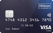 The citi hilton hhonors visa signature card has an increased the citi hilton visa is a good choice for folks who are looking for a no annual fee card that rewards their loyalty to hilton hotels. Hilton Honors Credit Card - Test und Erfahrungen