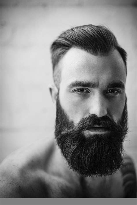Pin Di Davide Vedovato Su Barba Beard Styles Hair