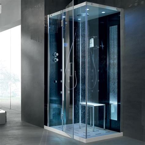 shower cabin multifunction steam shower cabin hafro tempo