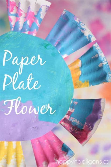 25 Flower Crafts And Activities  Happy Hooligans