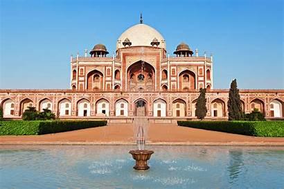 India Delhi Rajasthan Tomb Humayun Palaces Indian