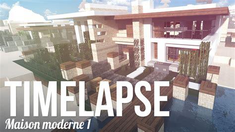 Let's Build En Timelapse ! Maison Moderne #1 R3li3nt