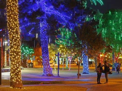 christmas light displays map for phoenix arizona metro