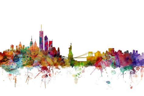 york skyline wall mural photo wallpaper photowall
