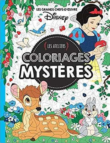 les ateliers coloriages mysteres coloring book review