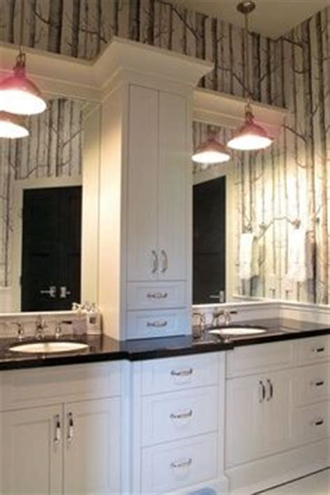 bathroom vanity with center tower 17 images about master bath vanity tower on