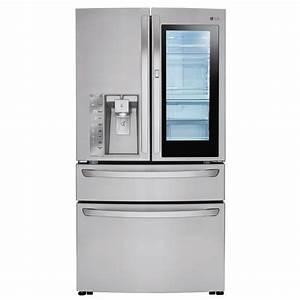 LG Electronics 30 cu ft 4-Door French Door Refrigerator