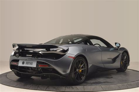 Mclaren 720s Coupe Grey  01  Adaptive Vehicle Solutions Ltd
