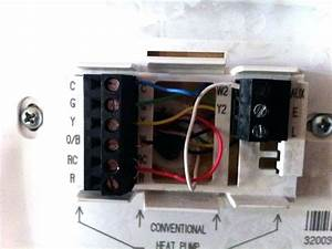 Digital Thermostat Wiring Diagram