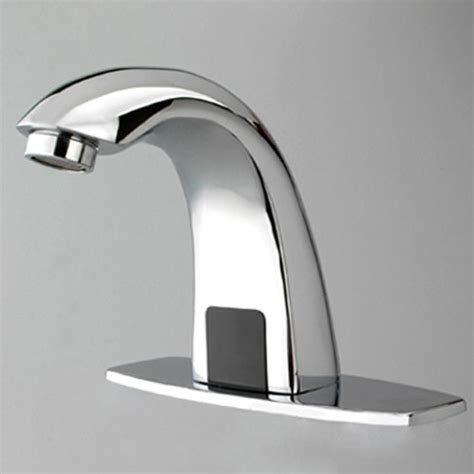 automatic kitchen faucet automatic sensor bathroom sink faucet faucetsuperdeal com