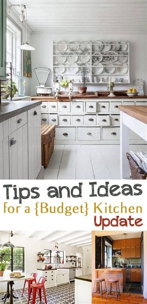 kitchen update ideas tips and ideas for a budget kitchen update kitchen updates budget and kitchens