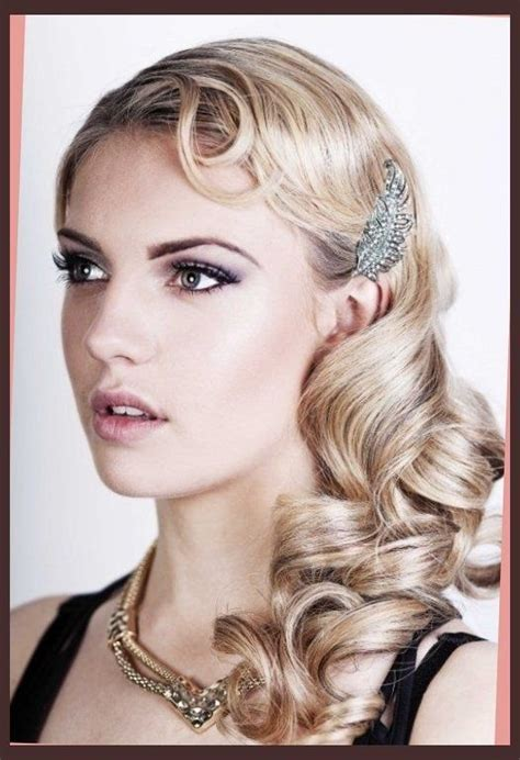 1920 S Pin Up Hairstyles by 1920s Theme On Gats 1920s Hair And 1920s