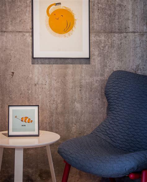 Round Robin Offices On Behance Office Design Floor