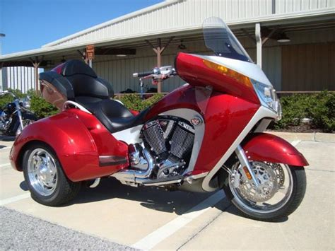 Victory Vision Crossbow Trike Motorcycles For Sale