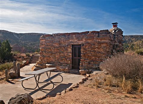 Palo Duro Canyon State Park Limited Service Cabins ? Texas Parks & Wildlife Department