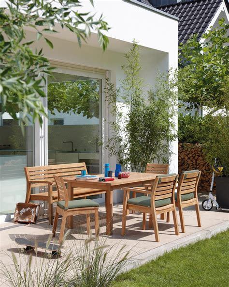 outdoor küche holz outdoor m 246 bel aus holz stuhl terrasse esstisch h