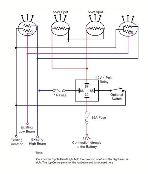 Image Result For Volt Wiring Diagrams Spotlights
