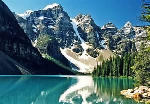 Valley of the Ten Peaks Alberta Canada