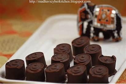 Chocolate Praline Truffles Coffee Dark Taste Almond